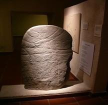 Chalcolitihique Statue Menhir Foumendouyre Beziers