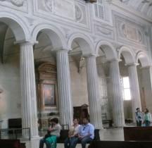 Rome Rione Monti Esquilin  Basilica San Pierro in Vincoli