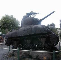 Sherman M4A1 DD Amphibious Tank Port en Bessin