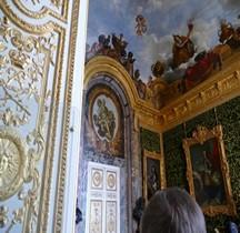 Yvelines Versailles Chateau Appartements du Roi Salon d'Abondance