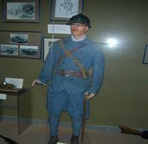 1916 Infanterie  81e RI Montpellier