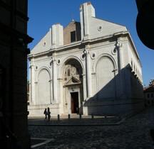 Rimini Tempio Malatestiano Exterieur