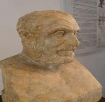 Rome.01 Ecrivain Carneade Hermes  Ravennes