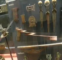 Egypte Militaria Hache Epsilon Louvre