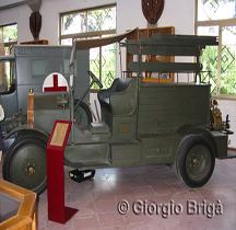 Fiat 15 TER  Auto Pompa Rome