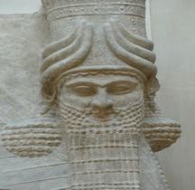 Khorsabad Dûr-Sharrukîn, Palais de Sargon  Paris Louvre