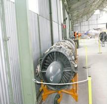 Réacteur Snecma ATAR 100 G 3 Montelimar