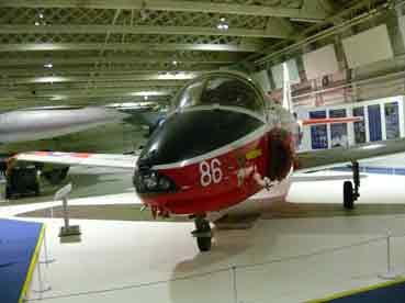 BAC Jet Provost T5 A Hendon