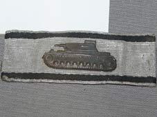 2eGM 1942 Sonderabzeichen für das Niederkämpfen