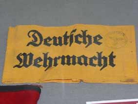1944 Armbinde des deutscher Wehrmacht  Boving
