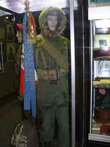 1950 Bataillon de Corée ( Fréjus )