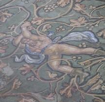 Rhône St Romain en Gal Mosaique de Lycurgue