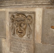 Venise Palazzo Ducale Cortile  Bocca del Leone