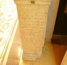 Rome Stèle Funéraire Vitrarius Verrier Lyon