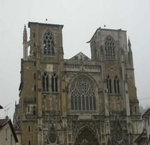 Isère Vienne Cathédrale St Maurice