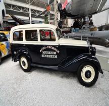 Mercedes 170V Kastenwagen 1945 Spire