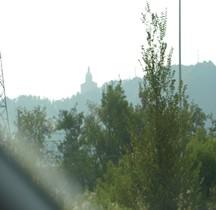 Bologna Santuario della Beata Vergine di San Luca Exterieur