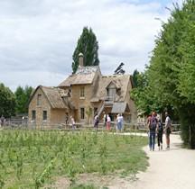 Yvelines Versailles Petit Trianon Hameau reine Ferme