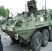 Stryker M 1130 Command Post Eurosatory 2010