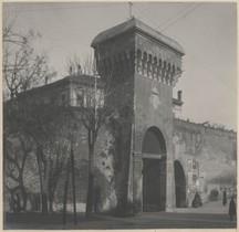 Bologna Porta San Mamolo ou d Azeglio