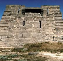 Hérault Sète Redoute Castellas