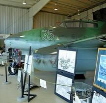 Messerschmitt Me 262B1a  Pensacola Florida