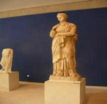 Statuaire 4 Empereurs 3.Sabine Vaison La Romaine