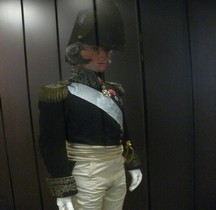 1822 Lieutenant général en tenue de société  Paris