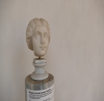 Statuaire 6 Empereurs 5.1.3 Annia Aurelia  Fautia Rome Museo Nazionale