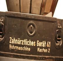 2e GM 1941 Verbandkasten Zahnarzt Caisses pour Dentiste