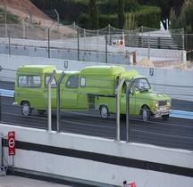 Renault R 4 Pin Up Le castellet 2018