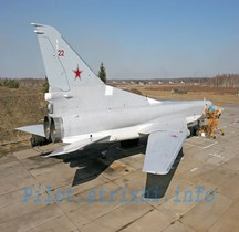 Tupolev Tu 22 M3  Backfire