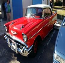 Chevrolet Bel Air 1957 Carnon 2019