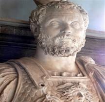 Statuaire 5 Empereurs 3 Decimus Clodius Septimius Albinus Rome Musei Capitolini