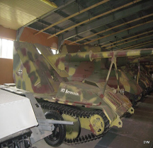 Automoteur Anti Char Ardelt 8,8 cm Pak43-3 Kubinka