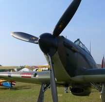 Hawker Hurricane  Mark XII a La ferte 2010