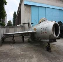 MiG 15 Bucarest