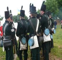 1815 95th Rifles Waterloo 2010