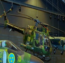 MBB BO 105 HKP Flygvapenmuseum Linköping