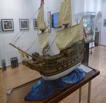 1550 Galeon Maquette Menton
