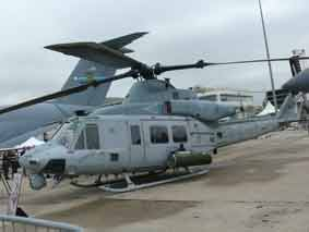 Bell UH1-Y Venom Le Bourget 2011