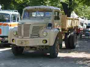 Berliet GLR 8 Lodève