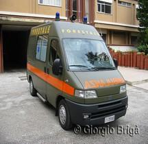 FIAT Ducato 14 2.0 Ambulanza CFS