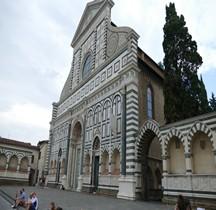 Florence Basilica di Santa Maria Novella Exterieur