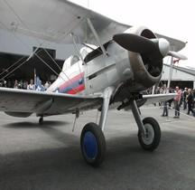 Gloster Gladiator II  La Ferté Alais 2015