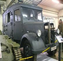 Opel Blitz Funkwagen Bastogne