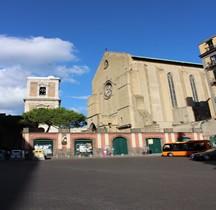 Naples Basilica di Santa Chiara