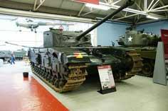Tank Infantry A 43 Black Prince Bovington