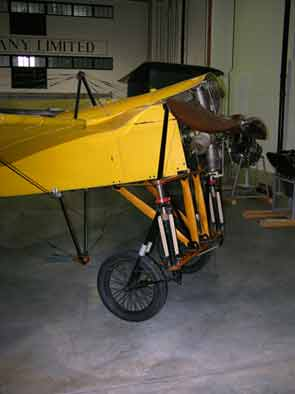 Blériot XXVII Hendon