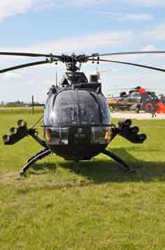 BO-105 PAH  Coxyde 2011